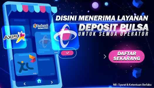 Deposit Pulsa Slot Online